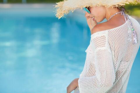 【美コラム】夏の肌トラブル予防法!